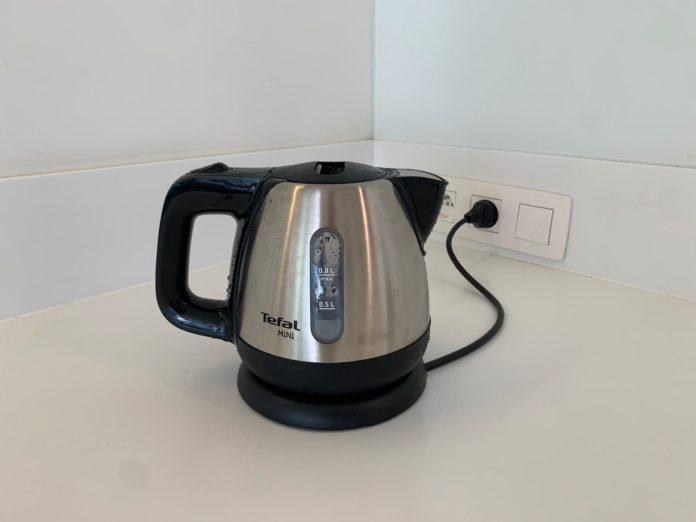 bouilloire sans cafetière