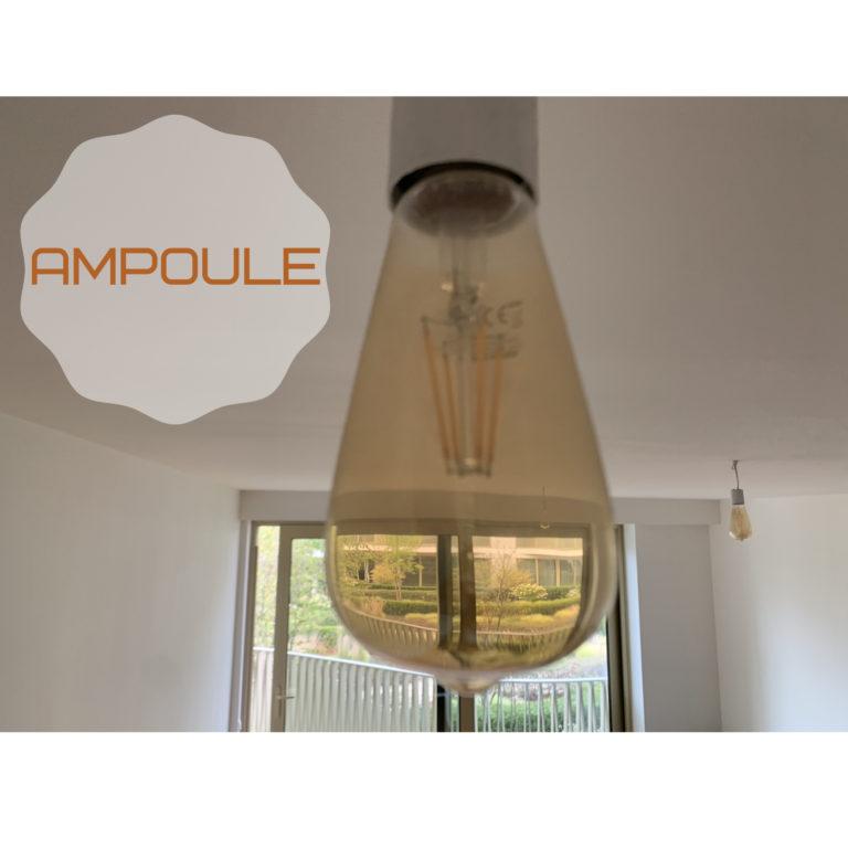Lampe Ampoule Nue